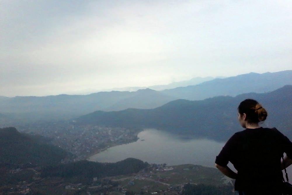 Sarangkot Mountain Sunrise