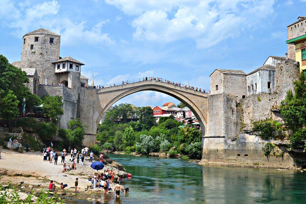 Basnia Mostar