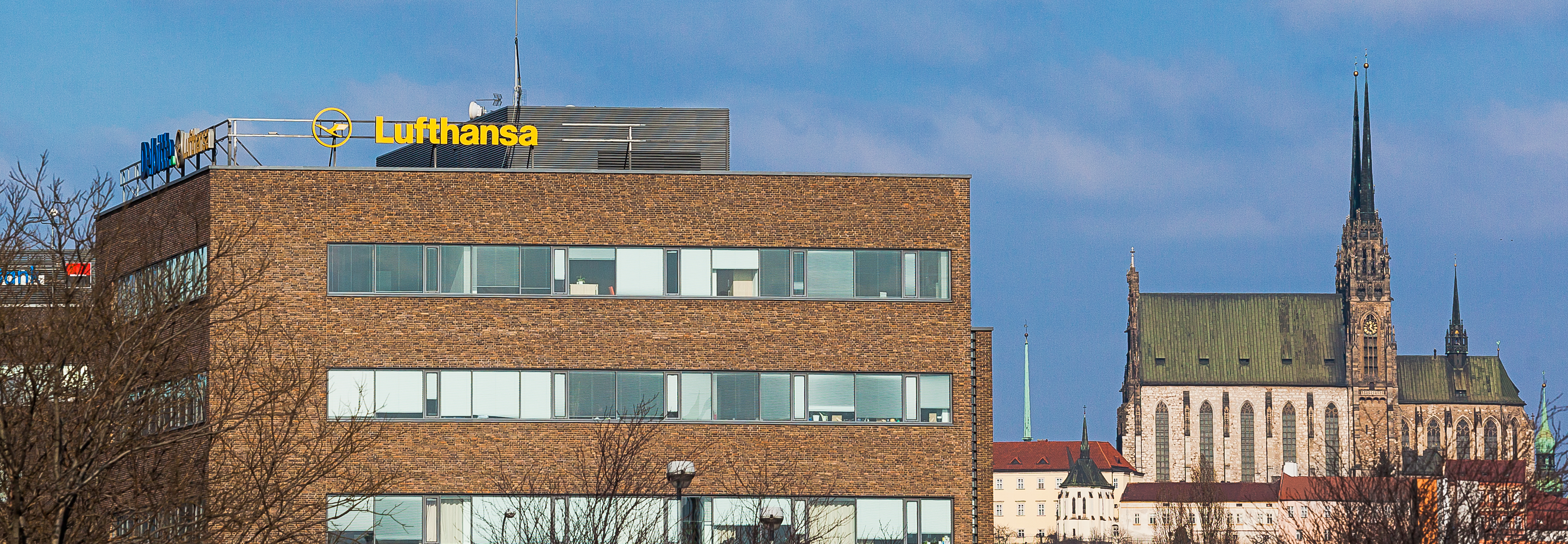 15 years at Lufthansa InTouch Brno